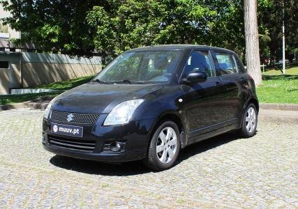 Suzuki Swift 1.3 16V GLX