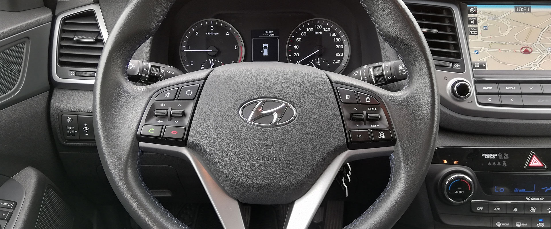 Hyundai Tucson 1.7 CRDi Executive