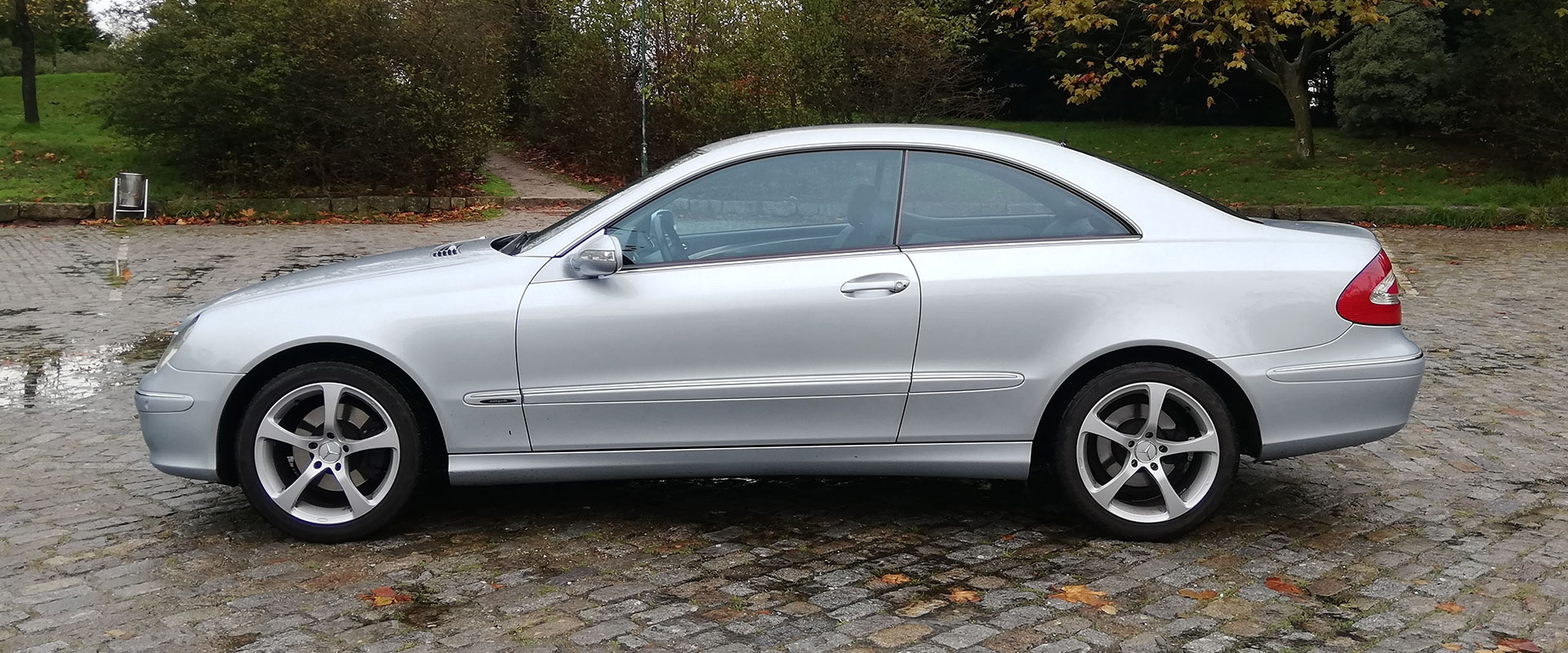 Mercedes-Benz CLK 270 CDI Avantgarde Coupé