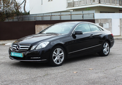 Mercedes-Benz E250 CDI Coupé Auto