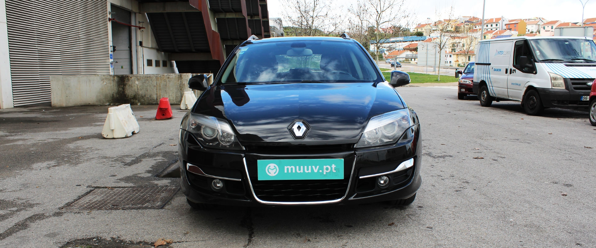 Renault Laguna Break 1.5 DCi Black Line