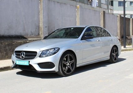 Mercedes-Benz C220 D AMG Line Pack Night