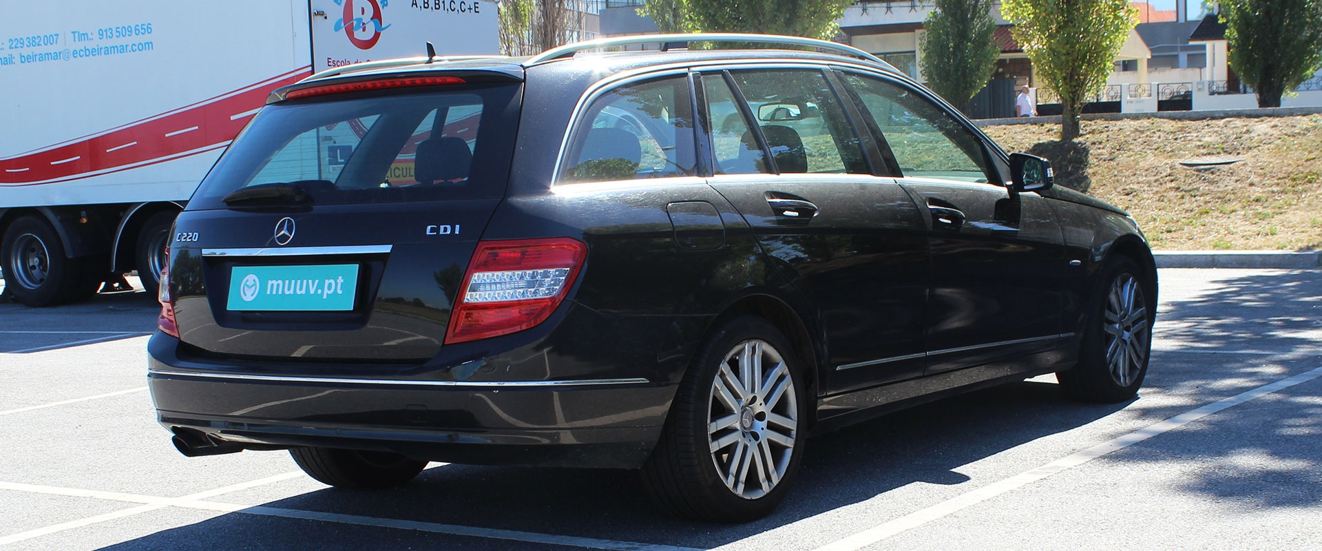 Mercedes-Benz C220 CDi Avantgarde